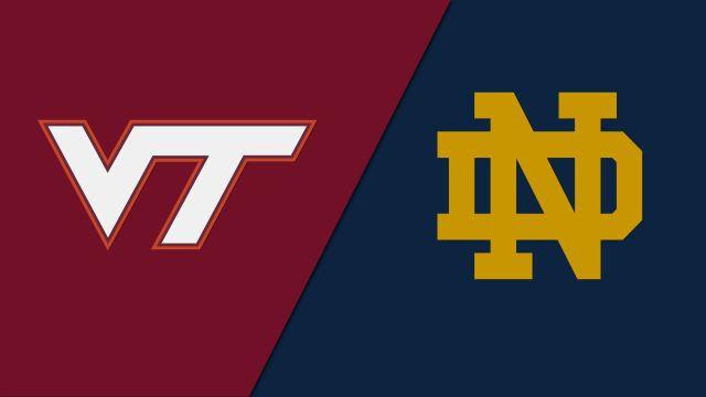 Virginia Tech vs. Notre Dame (W Basketball)