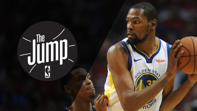 Tue, 4/23 - NBA: The Jump