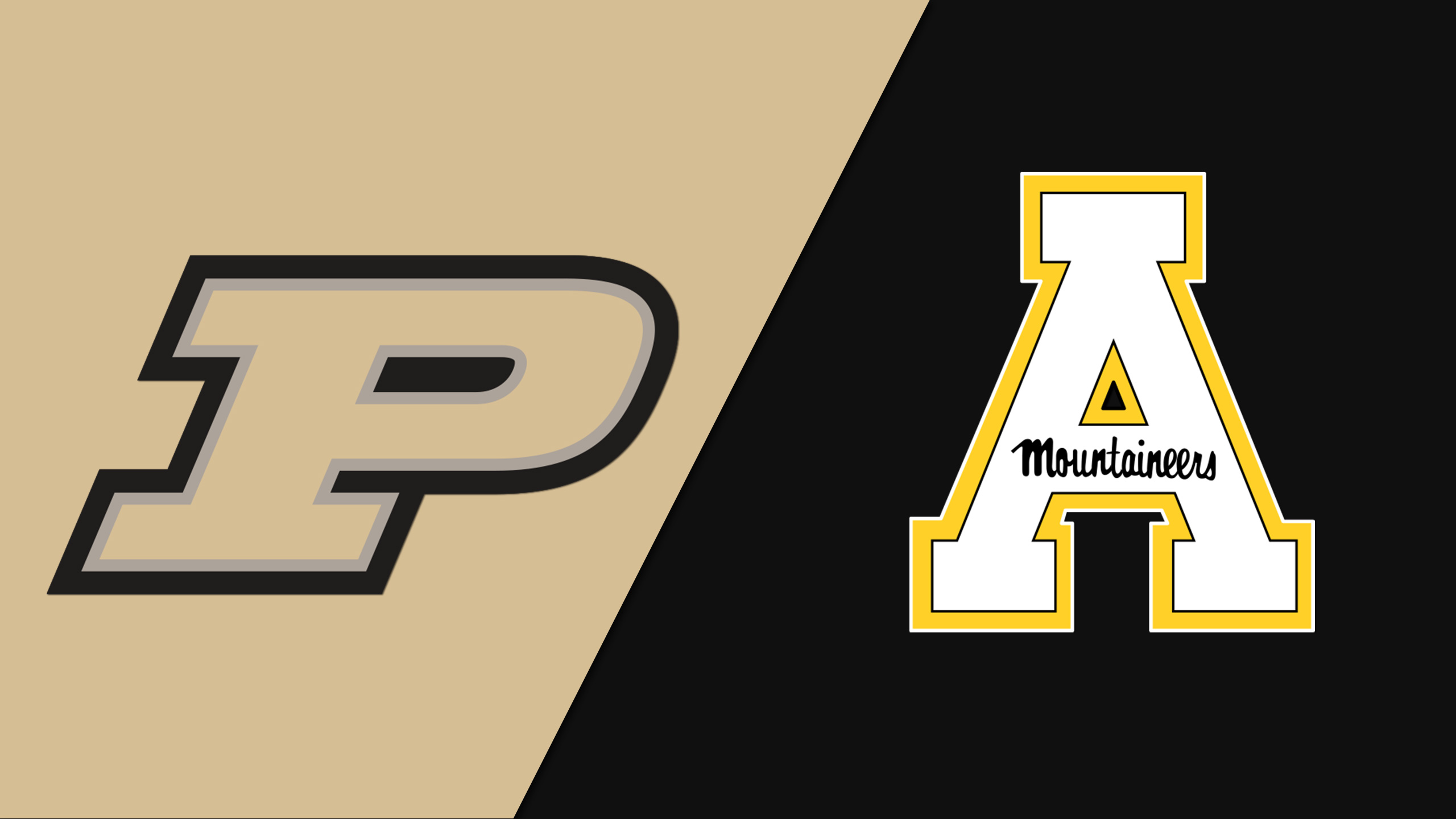 #23 Purdue vs. Appalachian State (Quarterfinal #3) (Charleston Classic) (re-air)