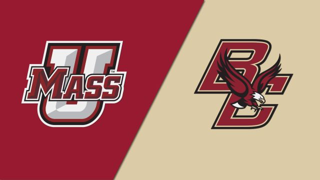 Massachusetts vs. Boston College (M Soccer)