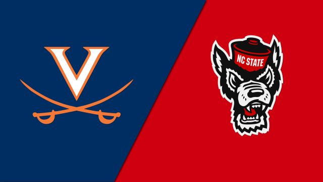 Virginia vs. NC State (Wrestling)
