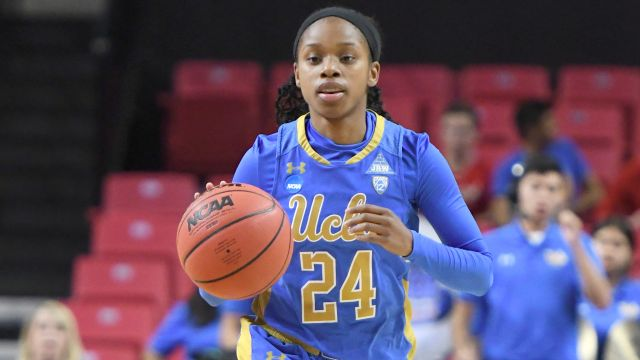 #10 UCLA vs. Georgia (W Basketball)