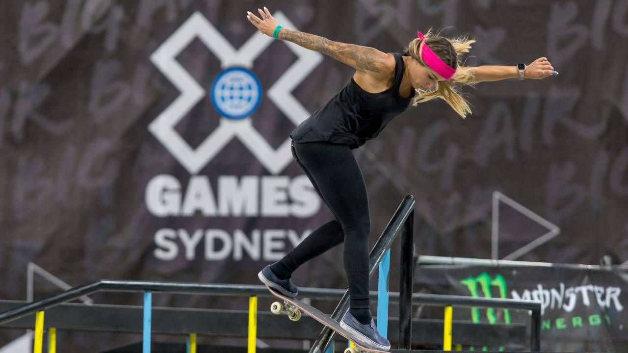 World of X Games: Best of Skateboarding at X Games Sydney 2018