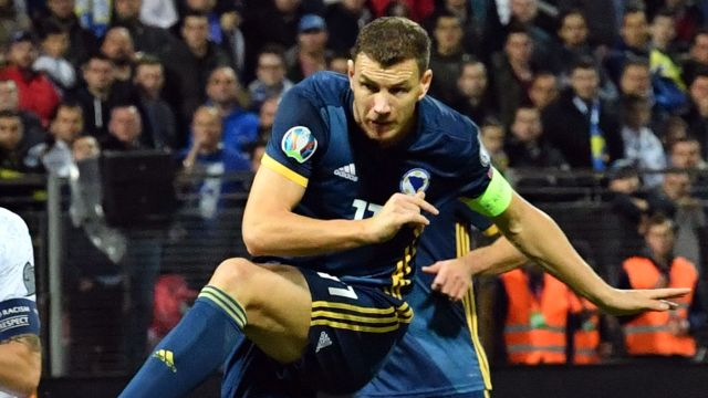 Liechtenstein vs. Bosnia-Herzegovina (UEFA European Qualifiers)