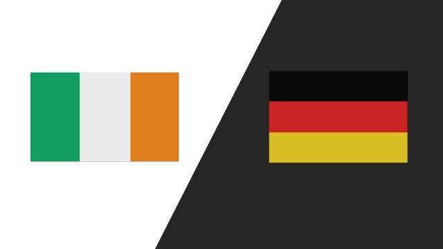 Ireland vs. Germany