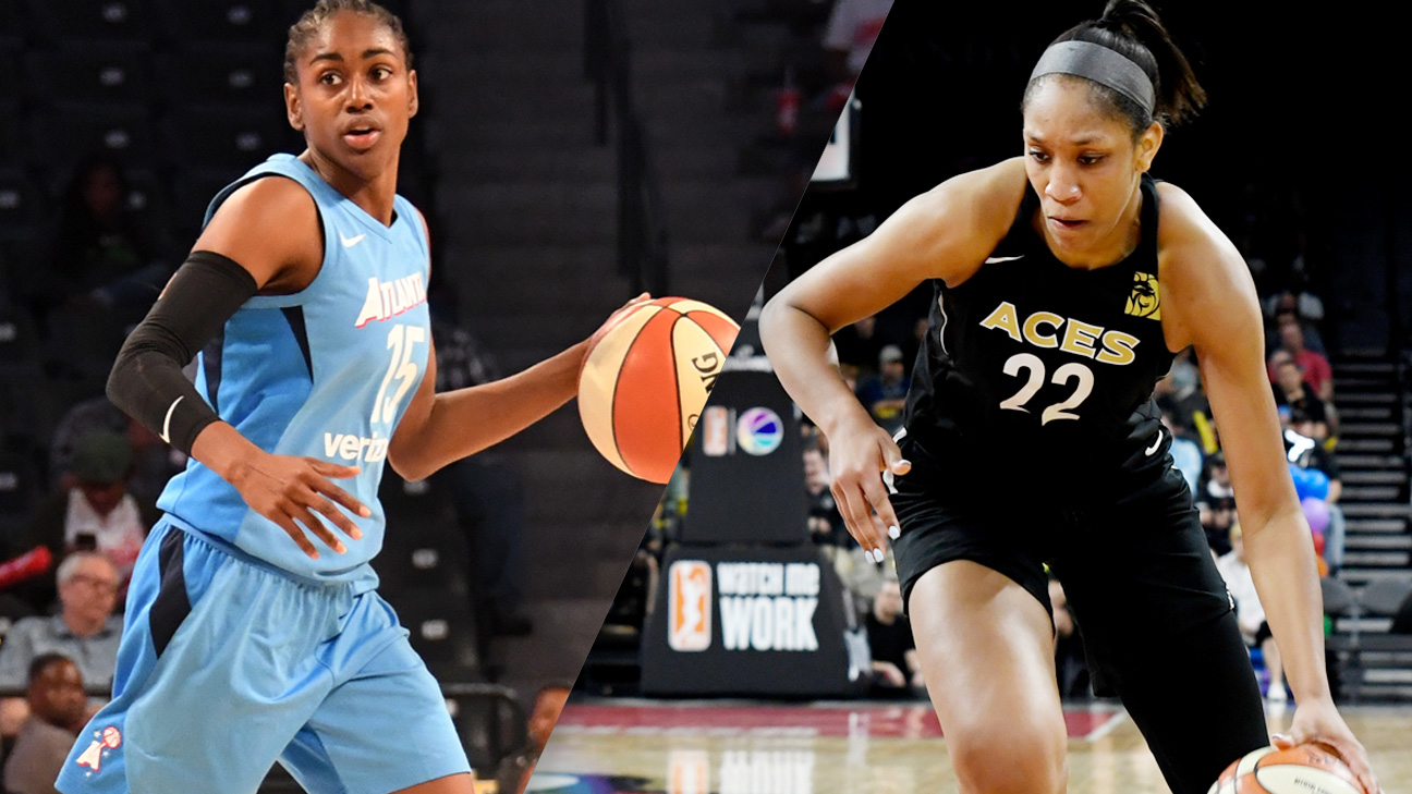 Atlanta Dream vs. Las Vegas Aces