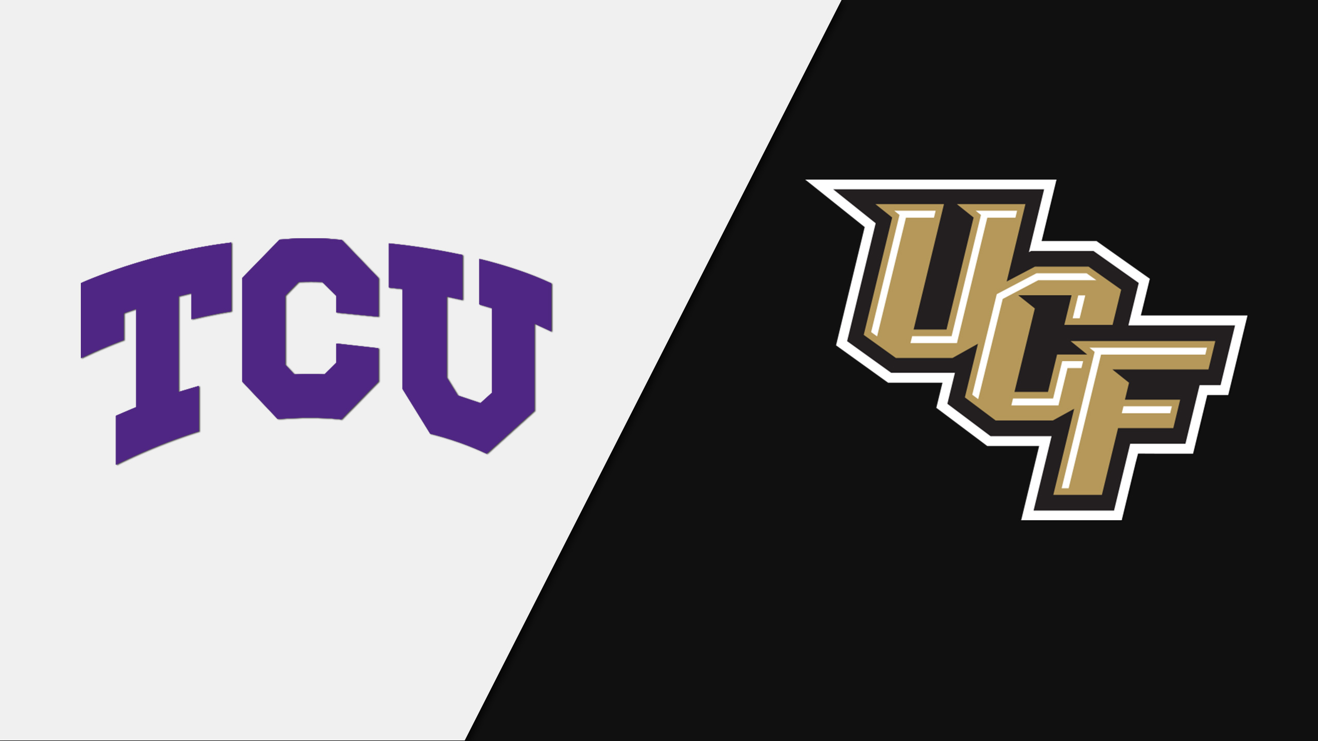 #4 TCU vs. #4 UCF (Semifinal #2) (re-air)