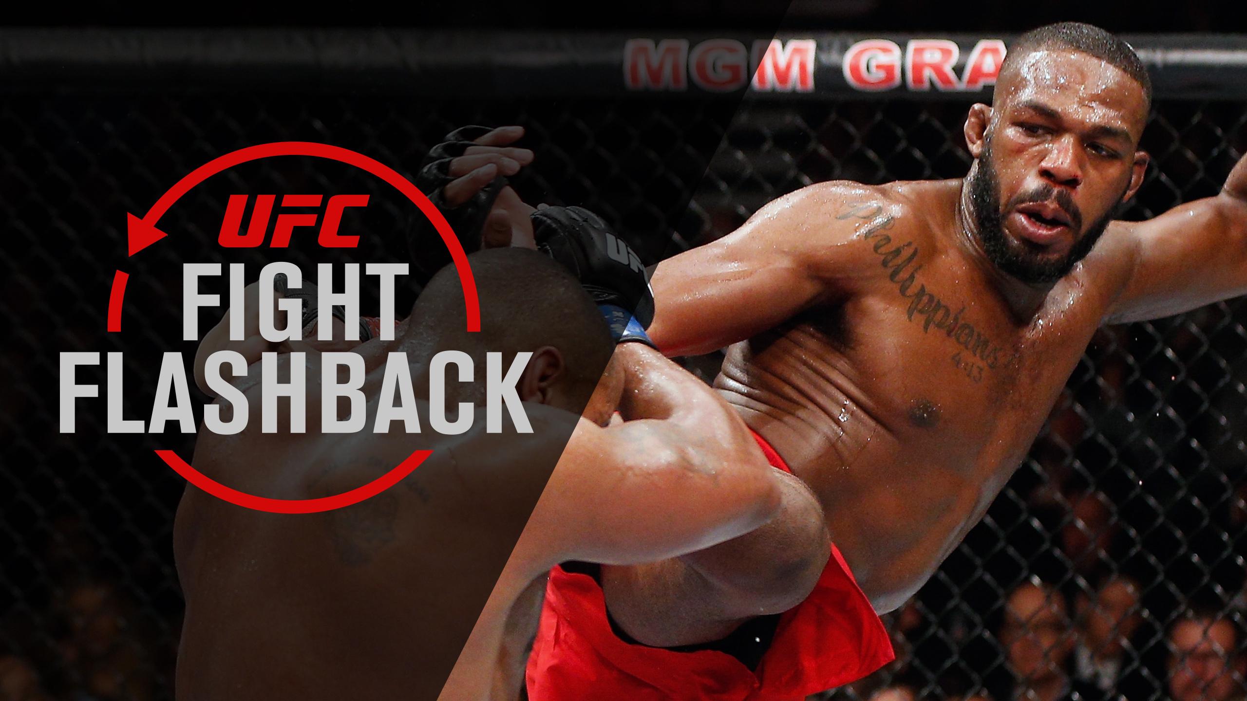 UFC Fight Flashback: Jones vs. Cormier