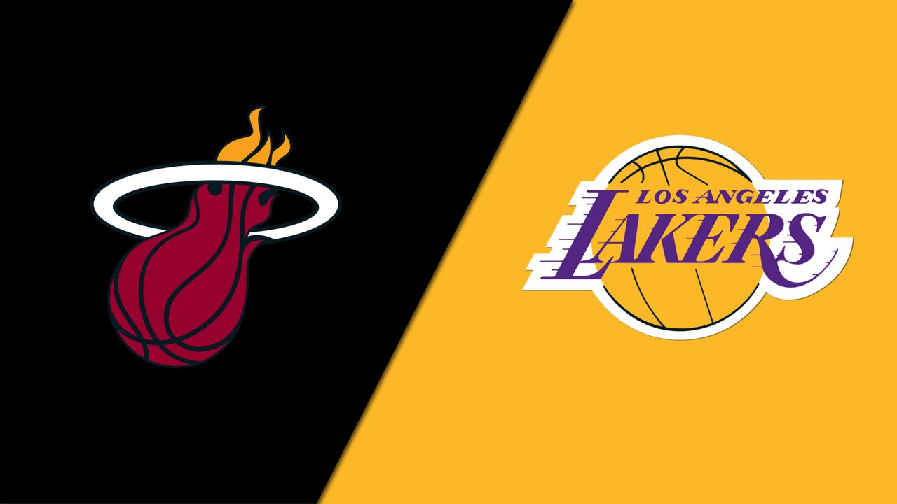 Miami Heat Vs Los Angeles Lakers Watch Espn