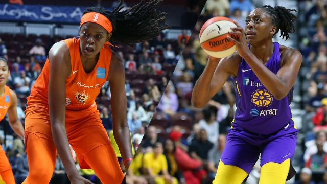 Connecticut Sun vs. Los Angeles Sparks (Semifinals, Game 3)