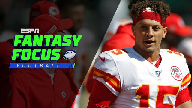 Fantasy Focus Live!: NFL Sunday Week 2 breakdown