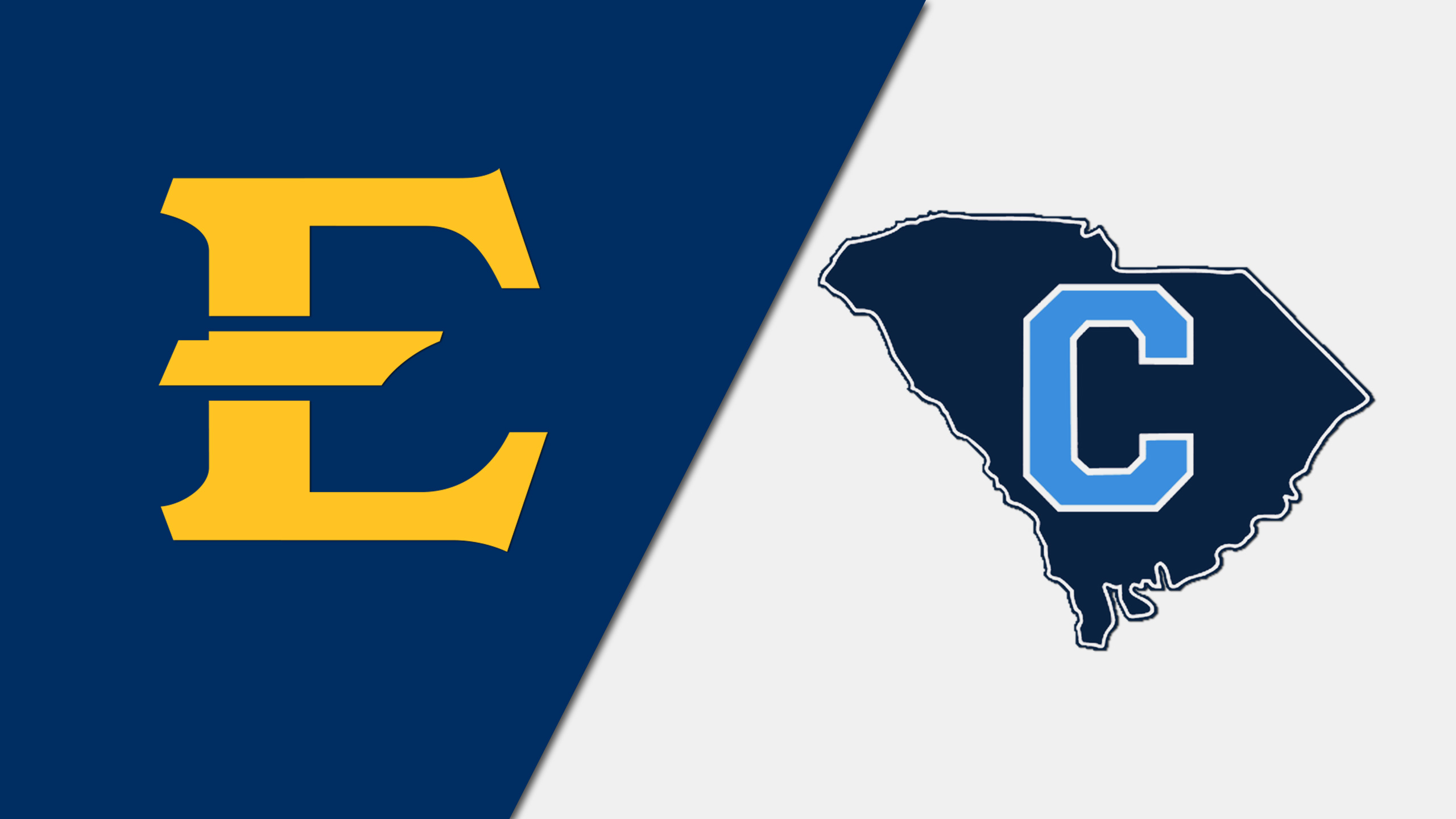 East Tennessee State vs. The Citadel (Football)
