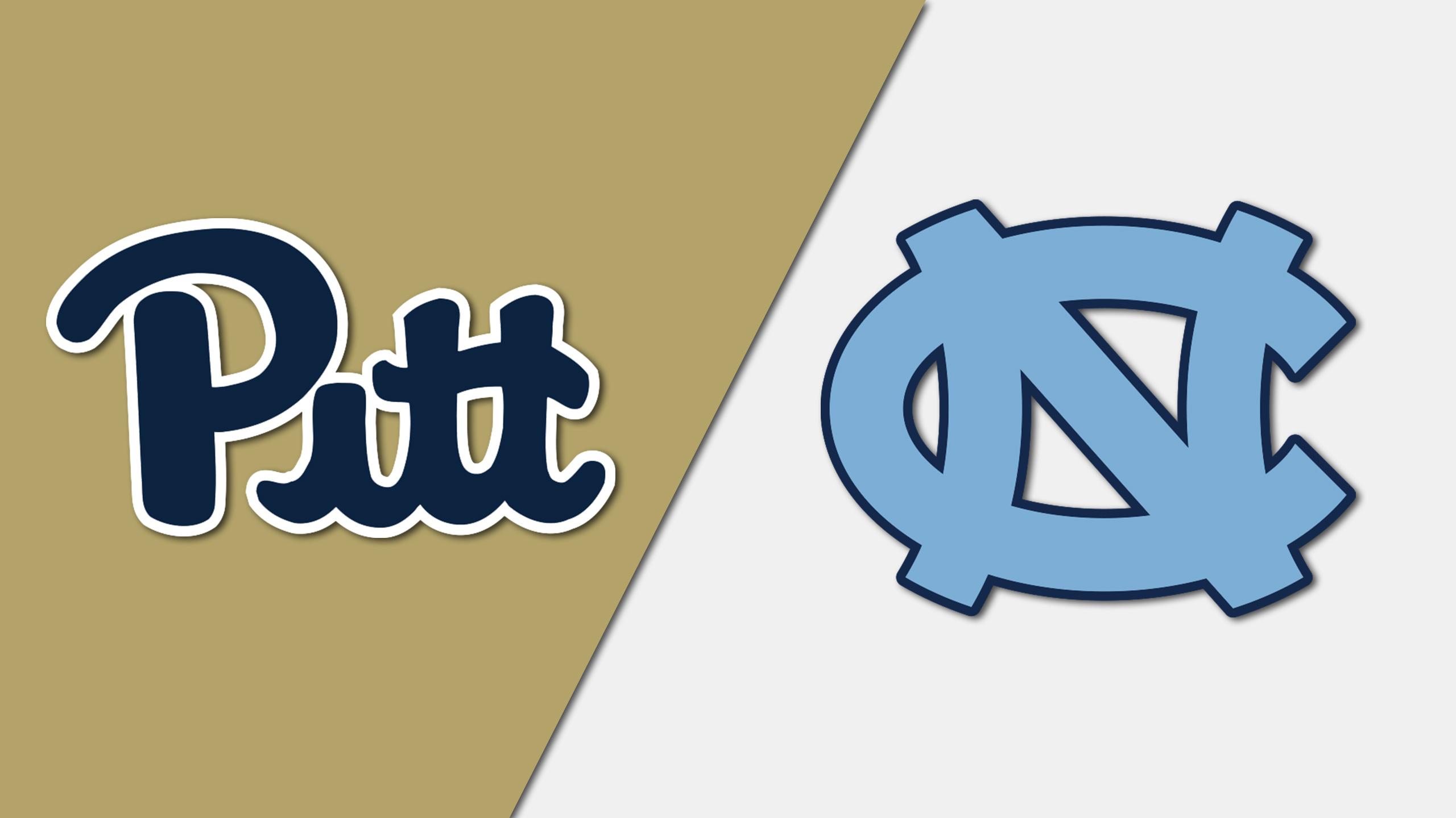 #6 Pittsburgh vs. North Carolina (W Volleyball)