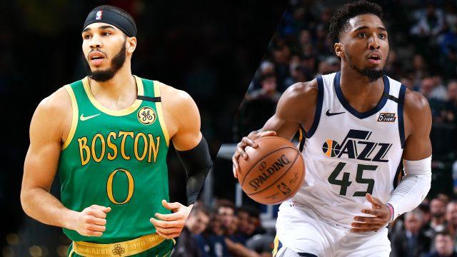 In Spanish-Boston Celtics vs. Utah Jazz