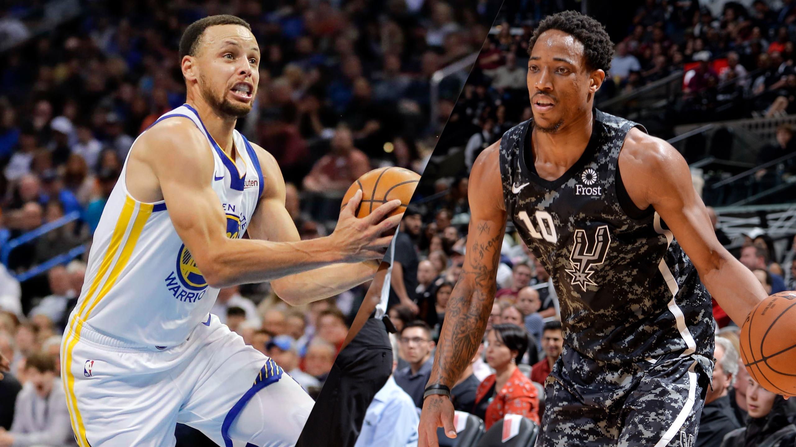 Golden State Warriors vs. San Antonio Spurs