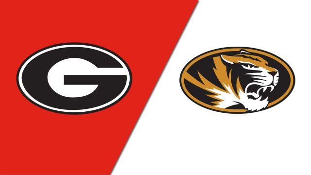 Georgia vs. Missouri (M Basketball)