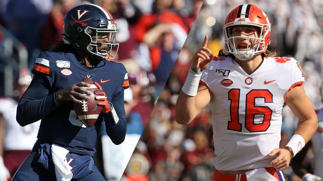 #23 Virginia vs. #3 Clemson (Football)