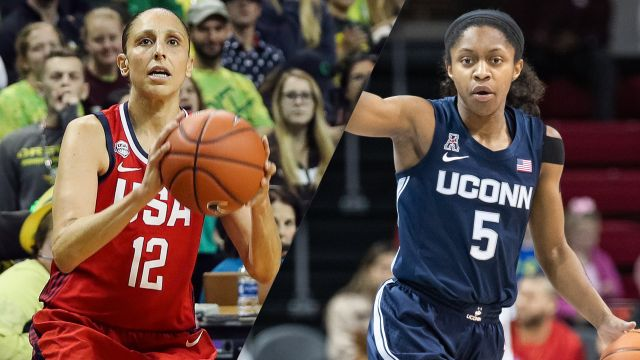 Team USA vs. UConn (W Basketball)