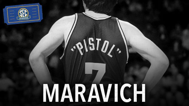 SEC Storied: Maravich Presented by Diet Dr Pepper