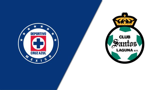 Sat, 1/25 - In Spanish-Cruz Azul vs. Santos Laguna (Jornada 3) (Liga MX)