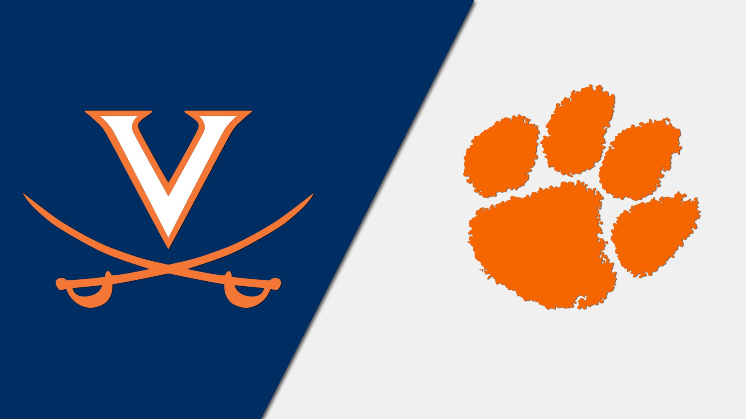 #14 Virginia vs. Clemson (M Soccer)