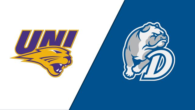 Northern Iowa vs. Drake (M Basketball)