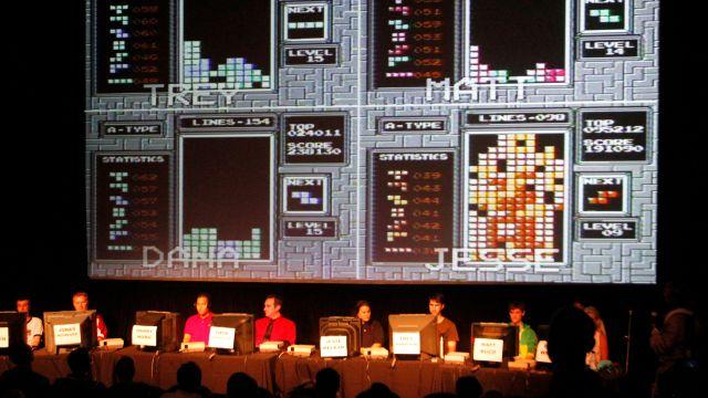 Sun, 12/8 - 2019 Classic Tetris World Championship