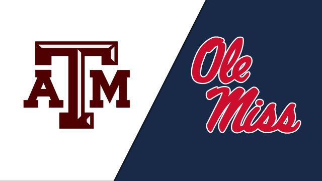 #9 Texas A&M vs. Ole Miss (re-air)