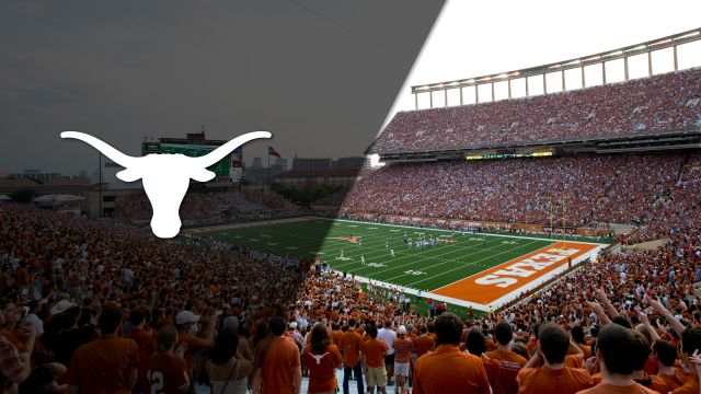 Texas Tech vs. Texas (Football)