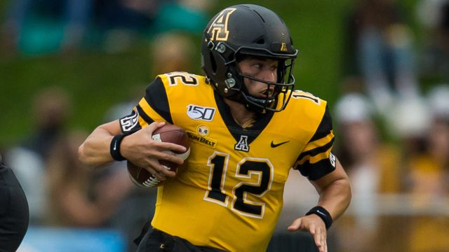 #24 Appalachian State vs. South Alabama (Football)