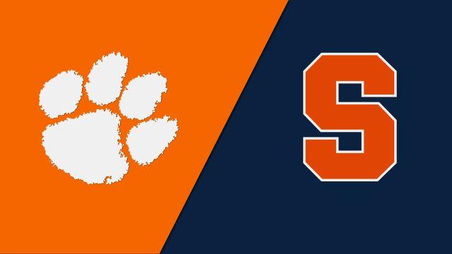 #8 Clemson vs. Syracuse (M Soccer)