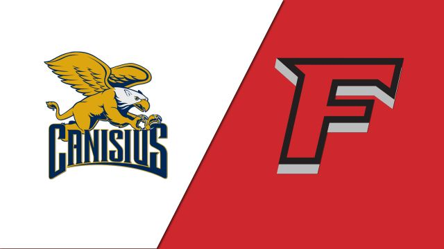 Canisius vs. Fairfield (W Basketball)