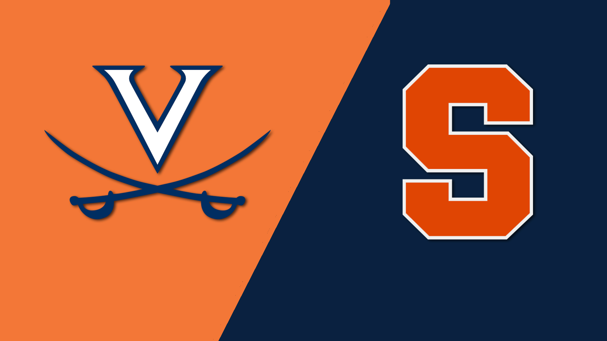 #22 Virginia vs. Syracuse (M Soccer)