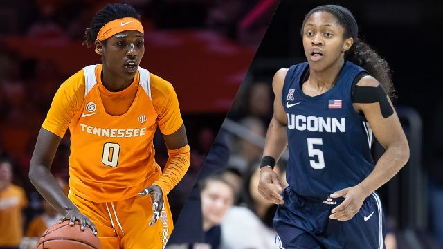 #23 Tennessee vs. #3 UConn (W Basketball)