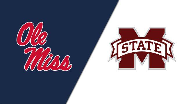 Ole Miss vs. Mississippi State (W Soccer)