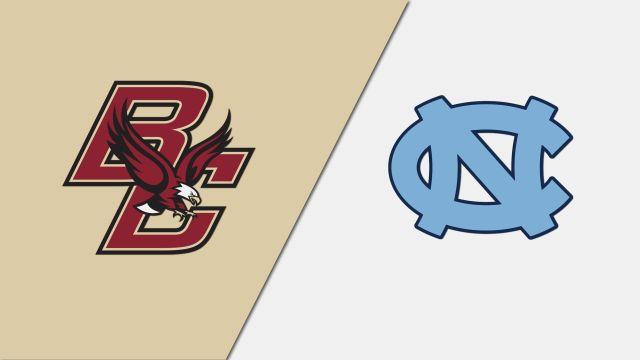 Boston College vs. North Carolina (W Basketball)