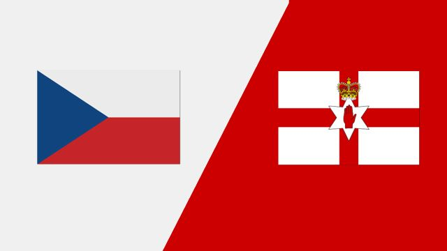 Czech Republic vs. Northern Ireland (International Friendly)