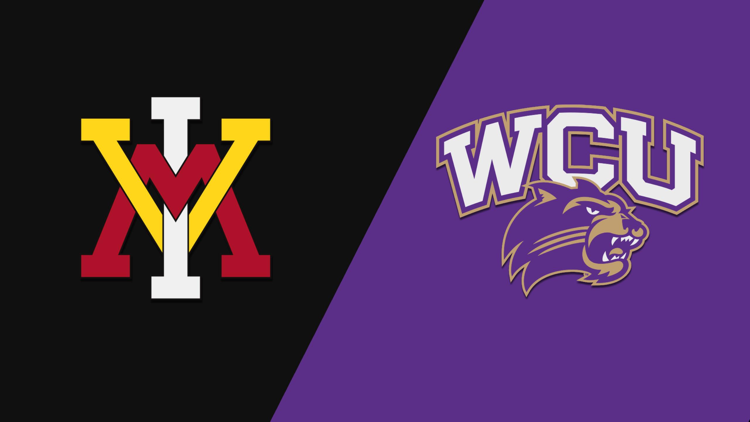 VMI vs. Western Carolina (M Basketball)