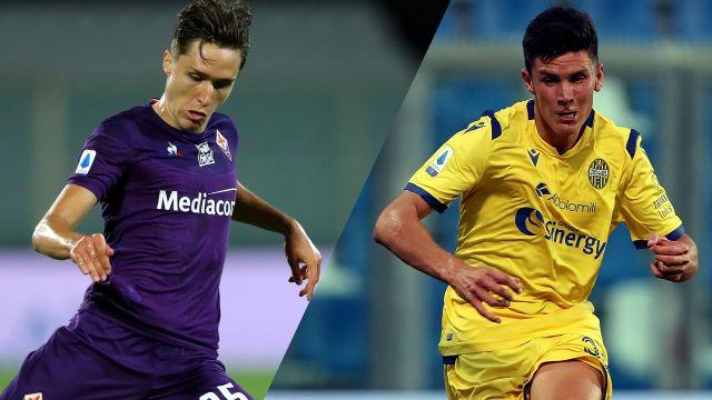Fiorentina vs. Hellas Verona