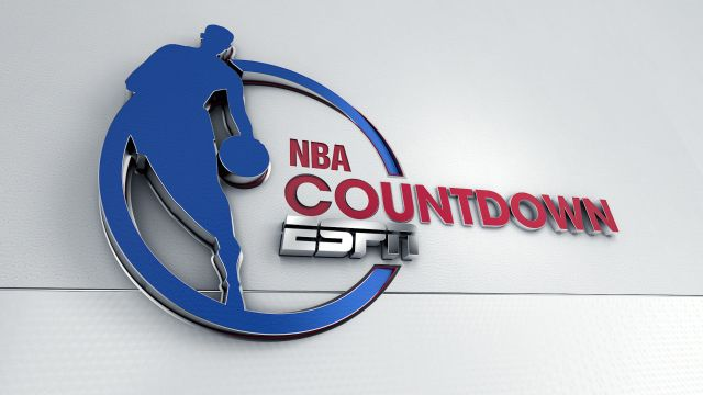 Thu, 10/10 - NBA Countdown to Tip Off