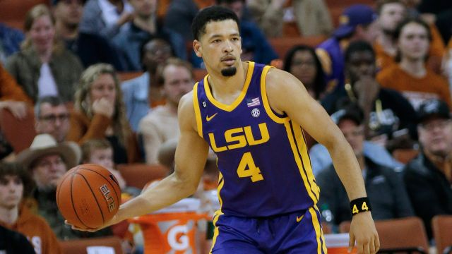 #25 LSU vs. Alabama (M Basketball)