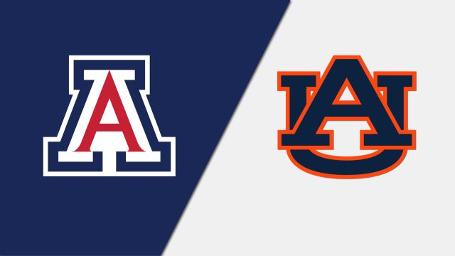 #6 Arizona vs. Auburn (Site 5 / Game 6) (NCAA Softball Regionals)