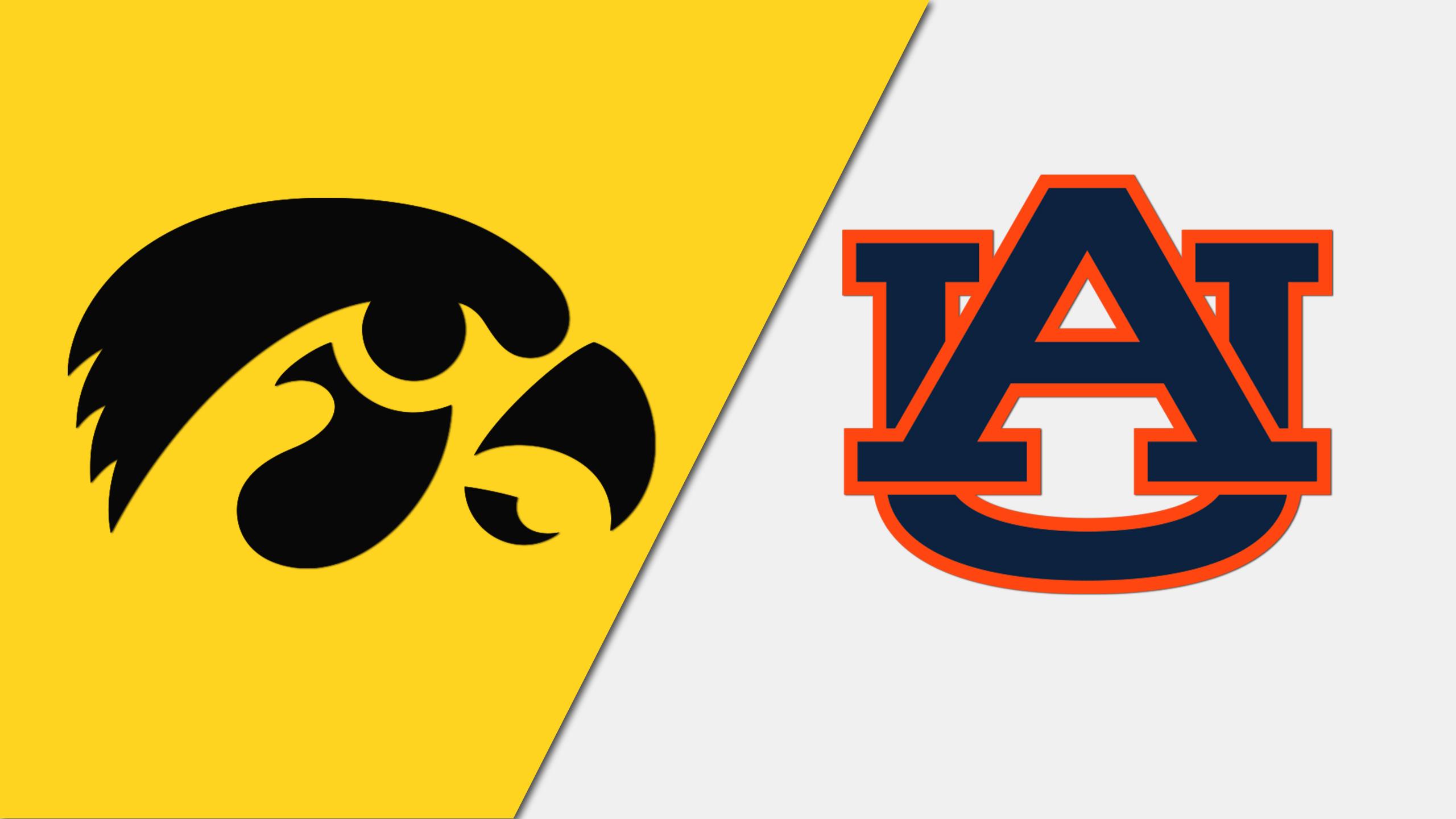 Iowa vs. Auburn (W Gymnastics)