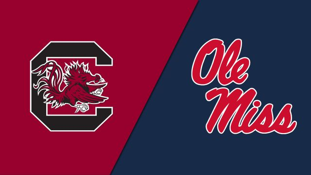 South Carolina vs. Ole Miss (W Volleyball)