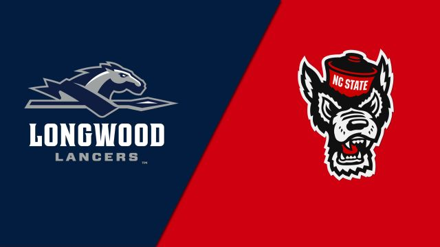 Longwood vs. #18 NC State (Baseball)