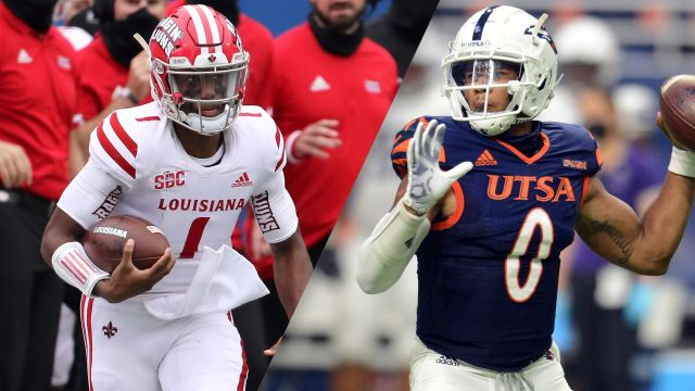 #19 Louisiana vs. UTSA