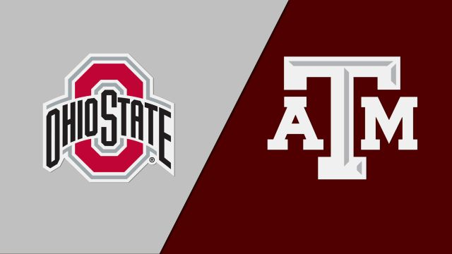 Ohio State vs. Texas A&M (Swimming)