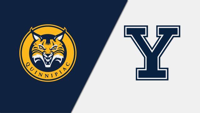 Quinnipiac vs. Yale (W Tennis)