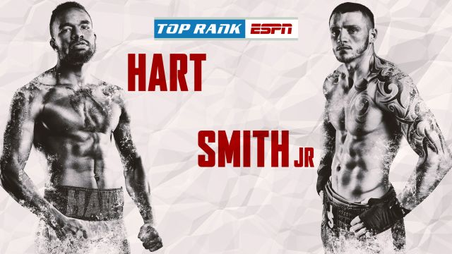 Hart vs. Smith (Main Card)