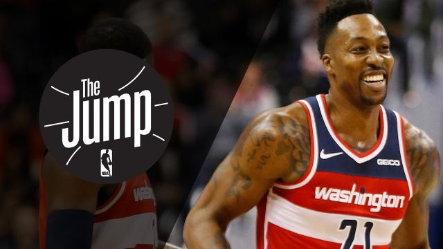 Mon, 8/19 - NBA: The Jump
